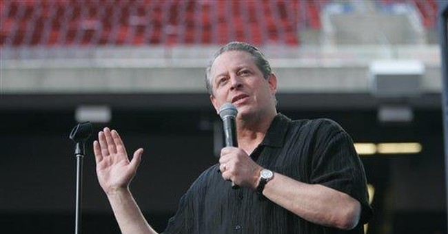 Three Questions for Al Gore and The Live Earth Hystericals
