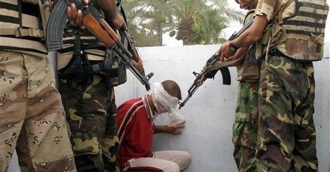 Bad Timing on Iraq