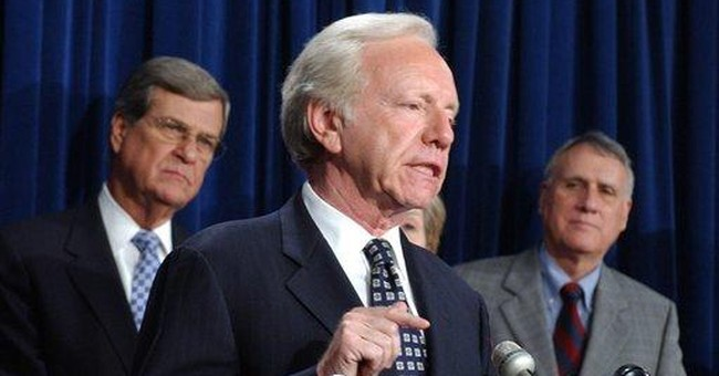 Joe Lieberman: Patriot
