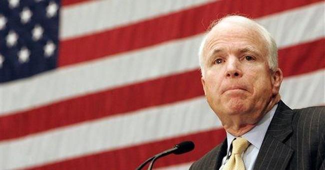 McCain's Medicine