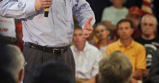 John McCain: Bad Fund-Raiser, Good Maverick