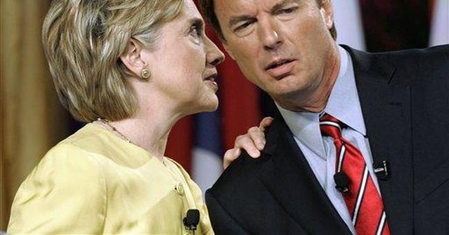 Hillary, Nancy, Cindy and John