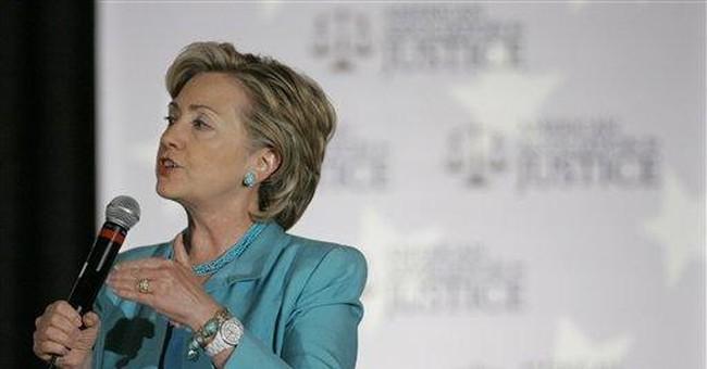 Hillary Still Wins Cash Game