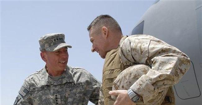 Gen. Petraeus' Pivotal Report