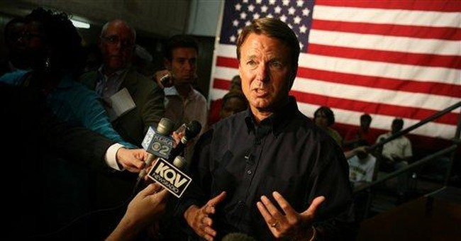 John Edwards and the Prevailing Winds