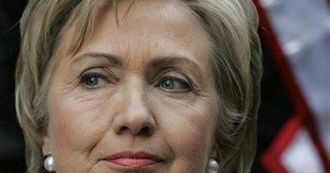 Hillary The Calculator