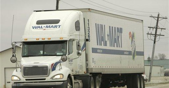 Wake Up Wal-Mart: Global Warming Regulation is Bad for Business