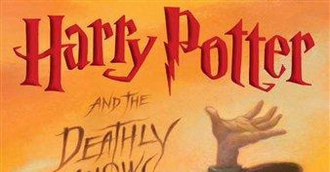 Harry Potter and the Fire breathing Fundamentalists