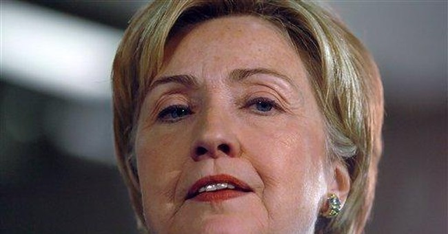 Hillary Clinton and the Dangers of Hubris