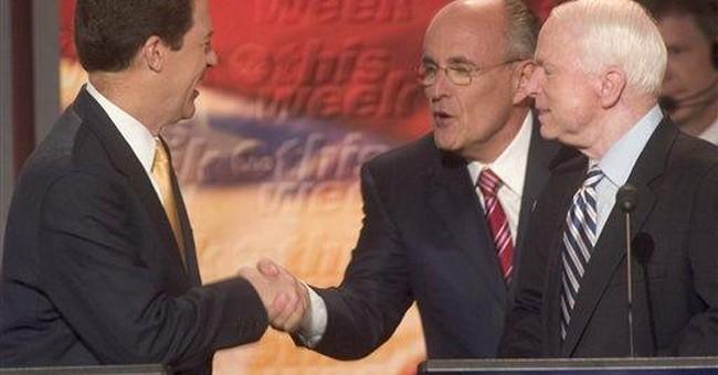 Republicans Have No Heir Apparent