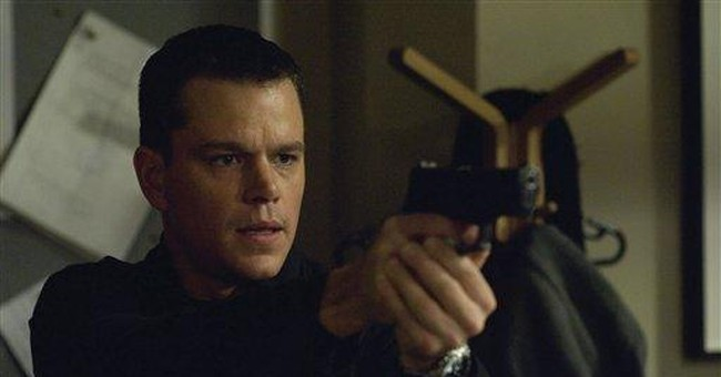 """Not """"Bourne"""" On The Fourth Of July"""