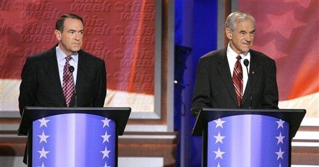 Ron Paul Isn't That Scary