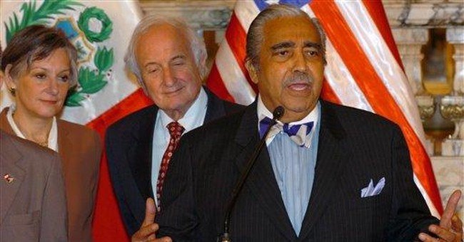 Rangel's AMT Plan Would Hit Middle Class