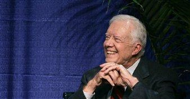 Carter and Bush: Not So Different After All