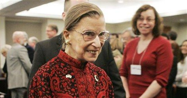 The Ginsburg Worldview