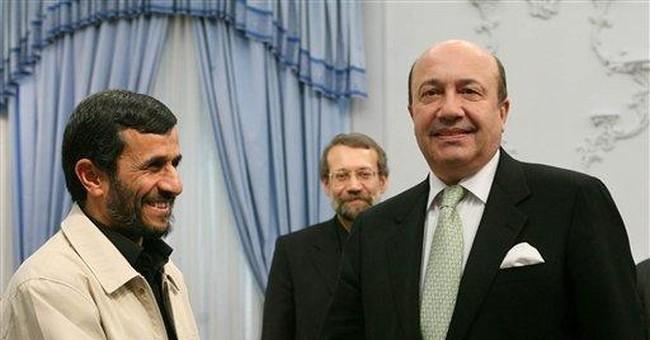 Turning Toward Iran