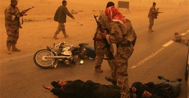 The Fight in Najaf