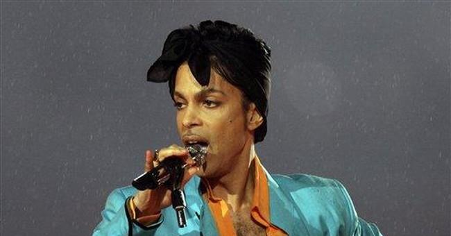 Prince? PRINCE?