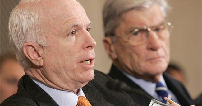 Giuliani-McCain Ticket: Democratic Party's Worst Nightmare