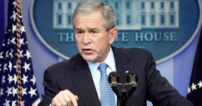 Bush's Very Good Year