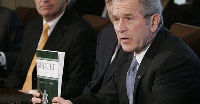 Bush budget not all it seems