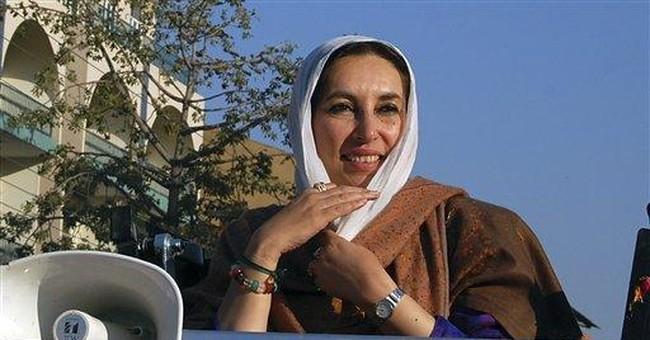 The Tragic Death of Benazir Bhutto