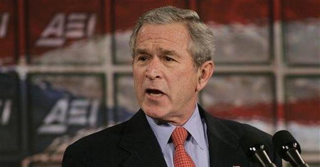 Gas prices: Bush's rebound fuel