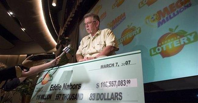 Ark. judge orders new trial in lotto ticket suit
