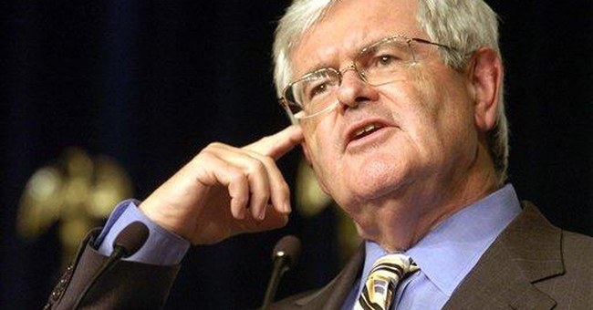 Is Newt Gingrich Back?