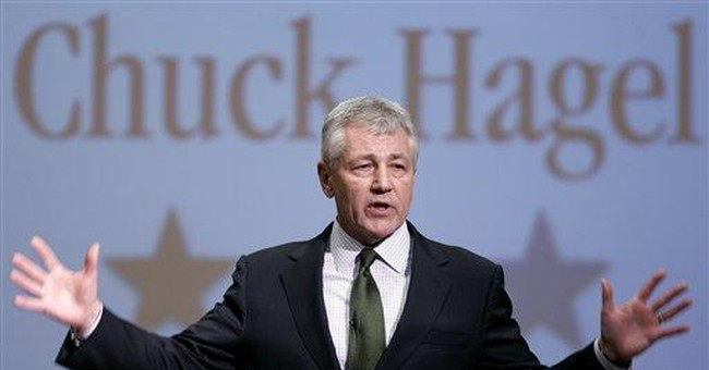 Hagel on Iraq