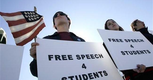 When Free Speech Isn't Free