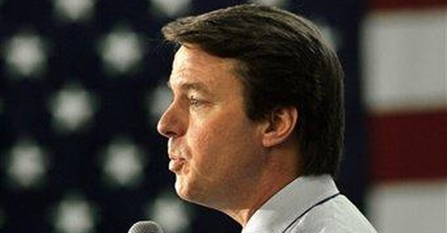 John Edwards vs. Babies and Moms