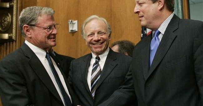 Gore's Faith Is Bad Science