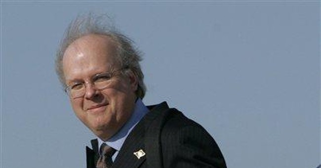 I can't imagine why the President wouldn't want Karl Rove to testify