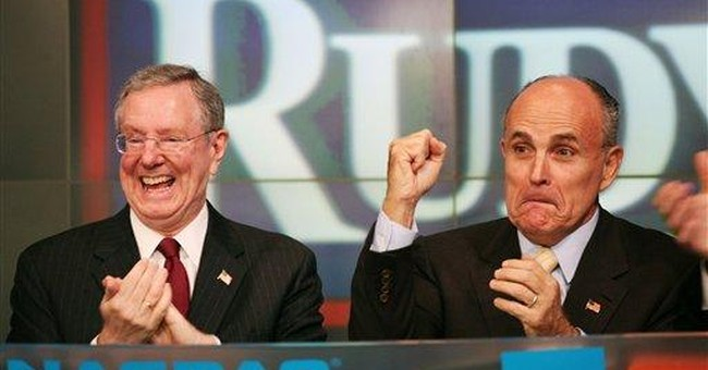 Giuliani's leadership is right for America