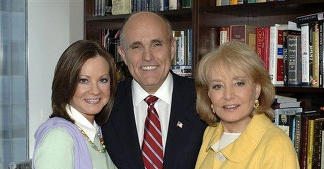 Dethroning that woman: Judith Giuliani