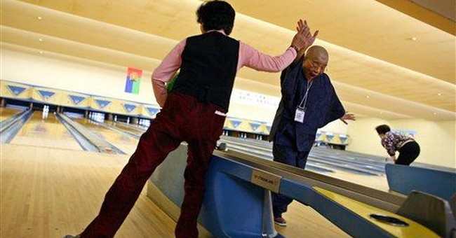 Bowling Strikes For Abortion Funds