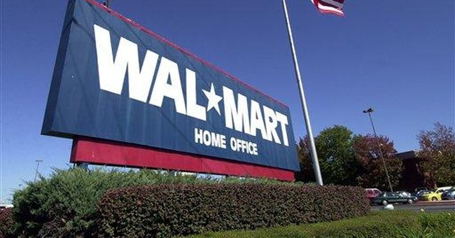 Wal-Mart's Public Policy Dilemma: Turn Right or Left?