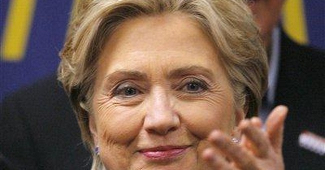"""Clinton """"Turns Back the Clock"""" on Female Leaders for Her Own Political Gain"""