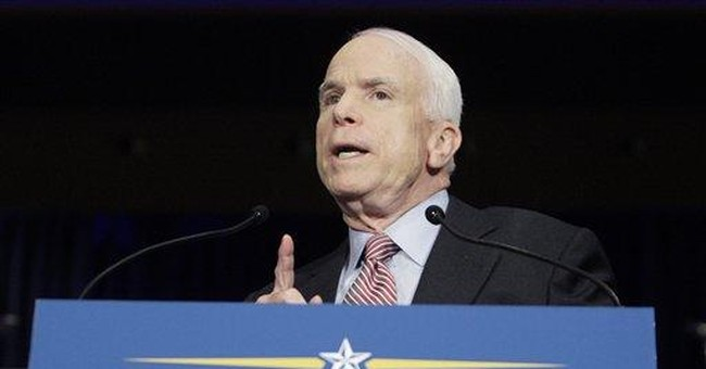McCain Scores With Offshore Drilling Proposal