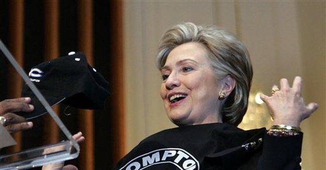 In Contrast To Obama, Hillary Plays The Race Card