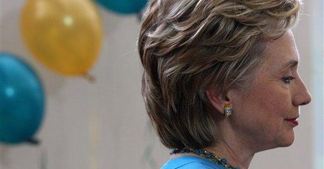 Hillary Clinton Shouldn't Blame Sexism For Her Loss