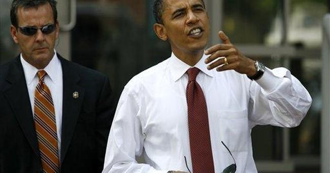Barack's 'Break'