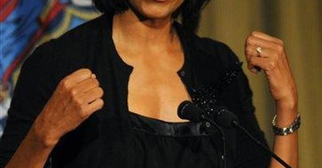 Michelle Obama's Inferiority Complex