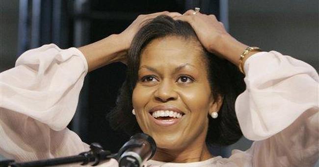 Michelle Obama's America -- and Mine