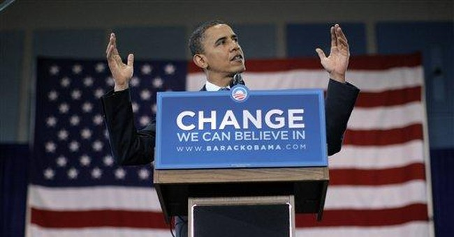 Improvement in Iraq Makes Barack Go Back