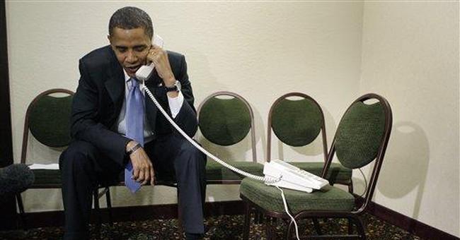 Obama Strikes First