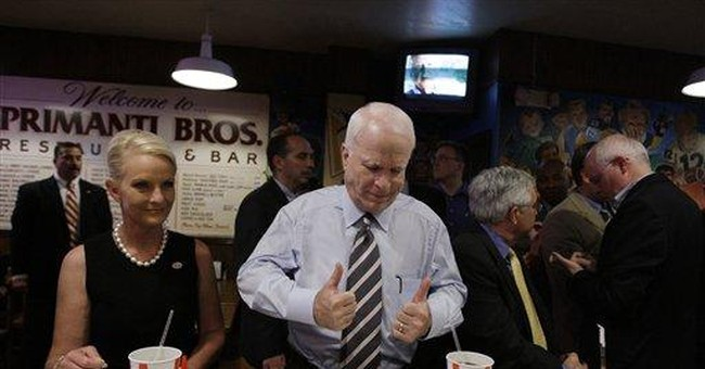 McCain and Post-Racial Politics