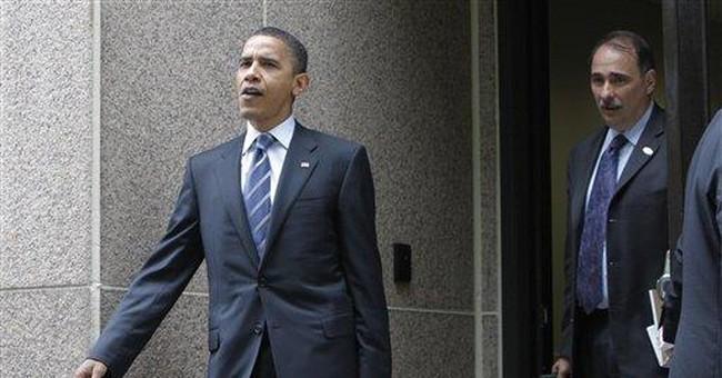 Obama Rockin' To JFK Tune