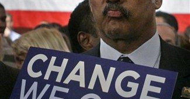 Jesse Jackson: Denied, Dethroned, and Dishonored